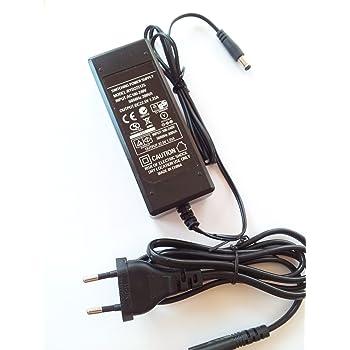 Cikuso 22.5V 1.25A 30W Cargador Adaptador De Corriente para