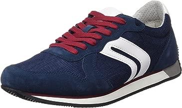 Geox Men's U Vinto C Low-Top Sneakers