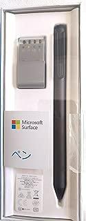 マイクロソフト 【純正】 Surface Pro 4対応 Surfaceペン ブラック 3XY-00017
