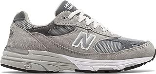 [ニューバランス] 靴・シューズ メンズライフスタイル Made in US 993 Grey with White グレー ホワイト US 9 (27cm) [並行輸入品]