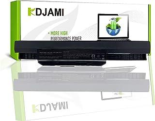 KDJAMI Batería de Repuesto A32-K53 A41-K53 para ASUS K53 K53E K53S K53SJ K53SV K53U X53 X53S X53SV X53U X54 X54C X54F X54H X54L Ordenador (6 Celdas 4400mAh 10.8V )
