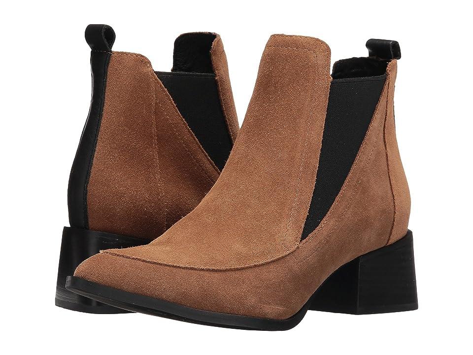 Sol Sana Rico Boot (Cognac Suede) Women