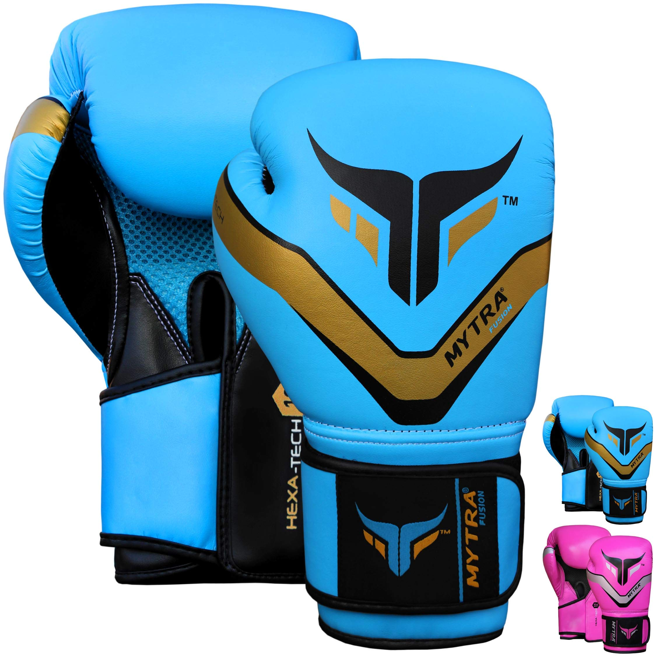 3X Professional Choice Maya Hide Leather Boxing Krav MAGA MMA Grappling Gloves Martial Arts Sparring Punching Bag Cage Combat Training Fighting Mitts Multi Colors//Sizes