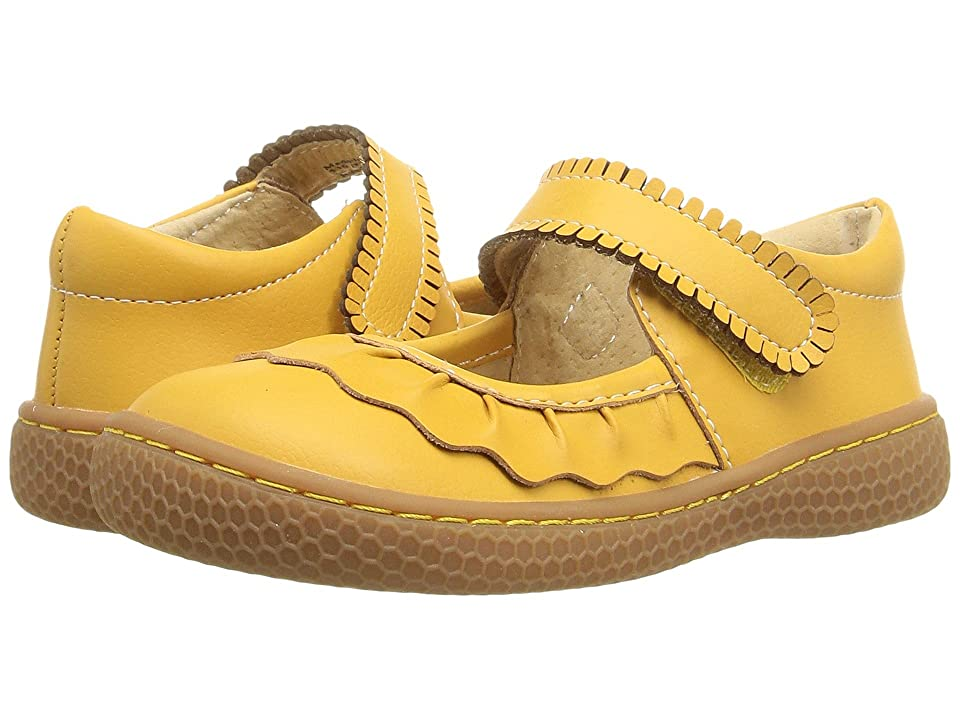 Livie & Luca Ruche (Infant/Toddler/Little Kid) (Butterscotch) Girls Shoes