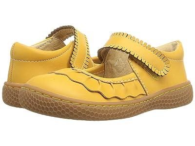 Livie & Luca Ruche (Infant/Toddler/Little Kid) (Butterscotch) Girls Shoes