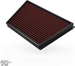 K&N Engineering 33-2991 Multi Land Rover Evoque L4-2.0L F/I, 2011-2017 Replacement Air Filter