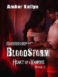 Bloodstorm (Heart of a Vampire, Book 1)