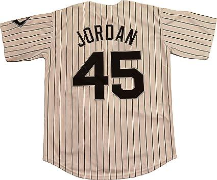 Exigent Jordan #45 Barons Baseball Men Jersey Stitched