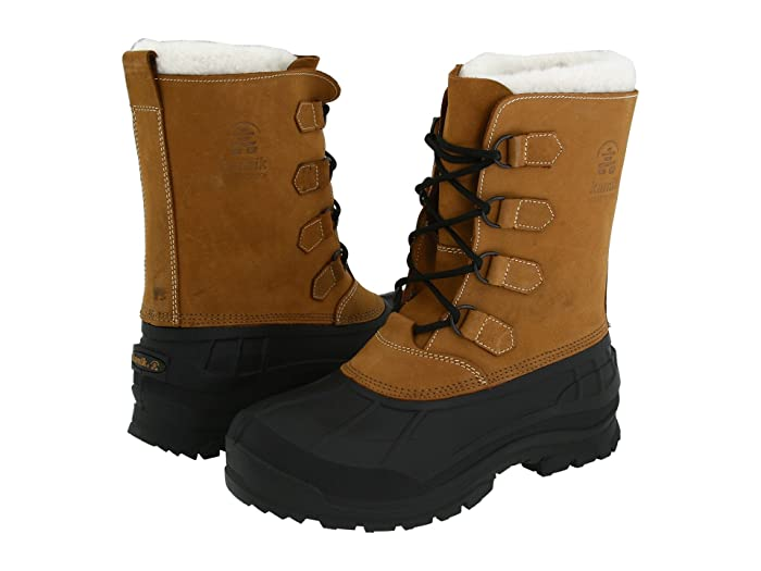 Kamik  Alborg (Tan) Mens Cold Weather Boots