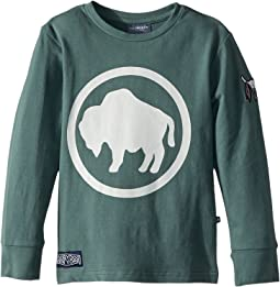 Camp Buffalo Buffalo Tee (Infant/Toddler/Little Kids/Big Kids)
