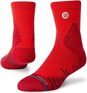 Estrange Ice Hockey Stick Puck Sports Pattern Short Crew Socks Casual Athletic Sports Crew Tube Socks For Men/&Women