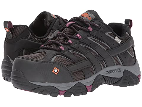 Merrell Work Moab 2 Vent Waterproof CT at Zappos.com 3f3977284