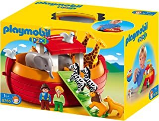 PLAYMOBIL 1.2.3 My Take Along Noah´s Ark