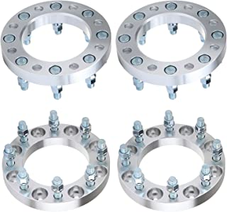 ECCPP Replacement for Wheel Spacer 8x170, 4X Wheel Spacers 1