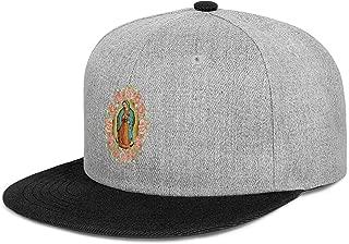 TTZHI Lady of Guadalupe Virgin Mary Catholic Men Womens Golf Cap Adjustable Cotton Hip Hop Snapback Dad Hat