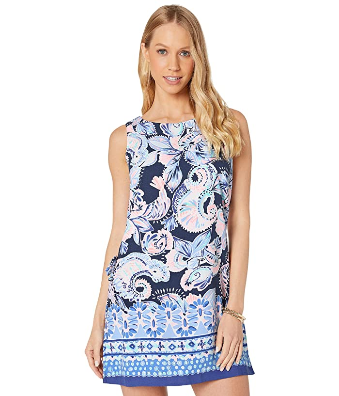 Lilly Pulitzer Womens Donna Romper