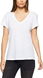 Jag Women's Basic V Neck T Shirt