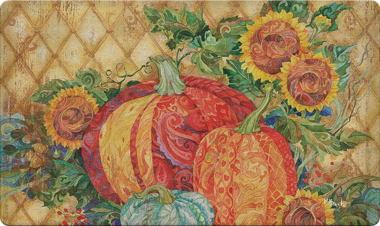 Toland Home Garden free 800459 Boho Pumpkins Decorative x Max 85% OFF 18 Inch 30