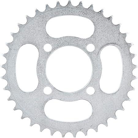 Hmparts Dirt Bike Pit Bike Ritzel Zahnrad Sprocket 420 41 Zähne Auto