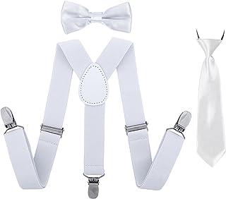 fatta a mano formale per matrimoni uniformi scolastiche in raso colorato a tinta unita regolabile gi/à legata Cravatta per ragazze e ragazzi per scuola