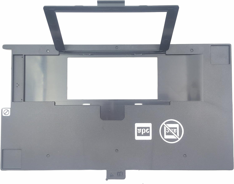 OKLILI 1401439 120 220 620 Photo Holder Film Holder 120mm Film Guide Compatible with Epson Perfection V500 V550 V600 4490 4990 2450 3170 3200 4180 X750 X770 X820