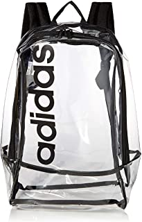 Clear Linear Backpack