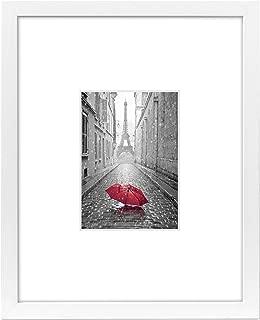 white border for picture frame