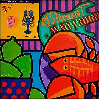 Trademark Fine Art Homage to Rock Lobster by John Nolan, 24x24 Multicolor