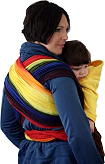 Wrapsody Stretch-Hybrid Baby Carrier, Jandrea, One Size (Discontinued by Manufacturer)