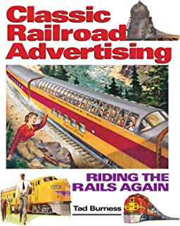 Railroad Advertising: Riding the Rails Again