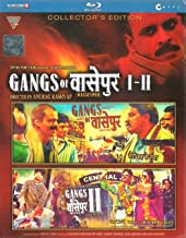 Gangs of Wasseypur - Part I & II (2 Disc Collector's Edition) (Blu-ray)