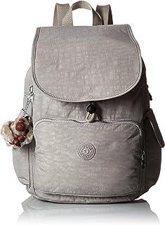 Kipling Womens City Pack Multipurpose Backpack Slate Grey One Size