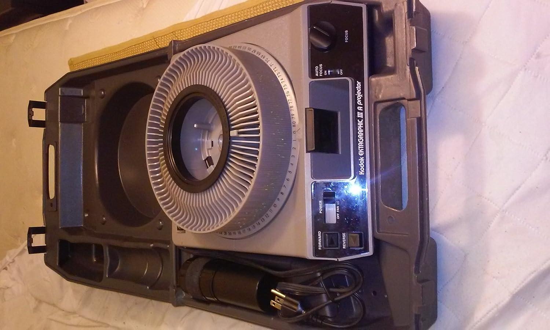 Kodak Ektagraphic III New mail order In stock Projector a
