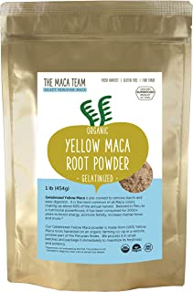 is gelatinized maca better