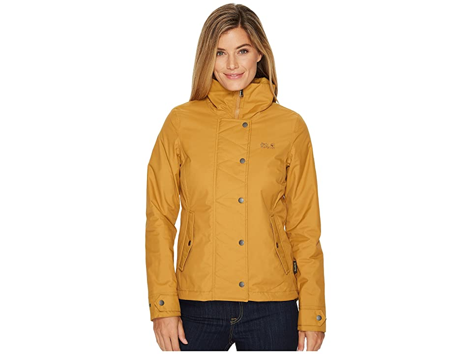 Jack Wolfskin Dorset Jacket (Golden Amber) Women