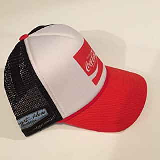 reputable site 48137 81c57 Tony Stewart Darlington Southern 500 Coke Coca-Cola Haas Trucker Hat Cap  Trucker Snapback Nascar