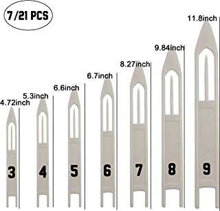 netting needle sizes
