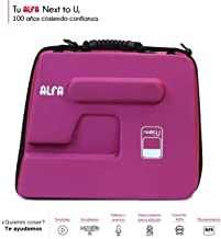 Amazon.es: funda maquina coser alfa