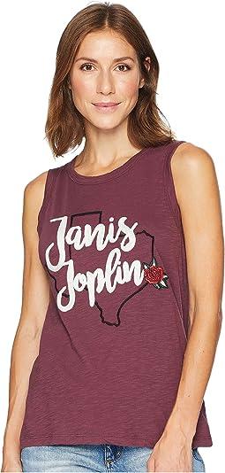 Janis Joplin Tank Top