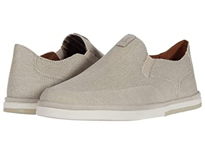 Rockport Austyn Slip-On (Rocksand Canvas) Men