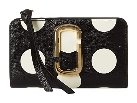 Marc Jacobs The Dot Snapshot Compact Wallet
