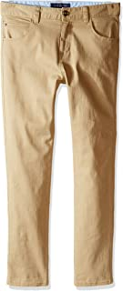Tommy Hilfiger Boys' 5 Pocket Trent Twill Pant