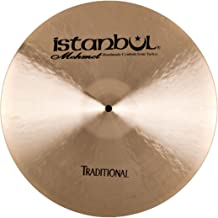 Istanbul Mehmet Cymbals Traditional Series CVY20 20-Inch Heavy Crash Cymbals