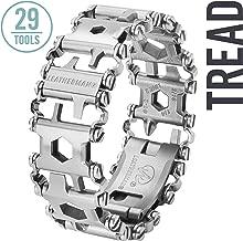 LEATHERMAN - Tread Bracelet, The Original Travel Friendly Wearable Multitool, Stainless Steel