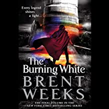The Burning White: Lightbringer, Book 5