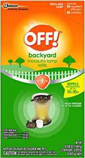 OFF! Mosquito Lamp Refill, 2 CT (Pack of 1)