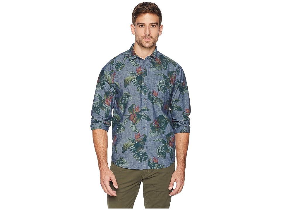 Tommy Bahama - Tommy Bahama Chambray Ole Shirt