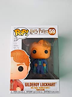 Funko Pop! Harry Potter Gilderoy Lockhart #59 (Blue Suit)