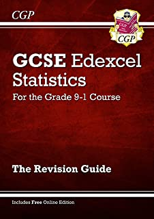GCSE Statistics Edexcel Revision Guide - for the Grade 9-1 Course (with Online Edition)