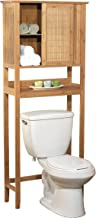 Best wood toilet cabinet Reviews